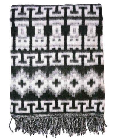alpaca wool blanket peru