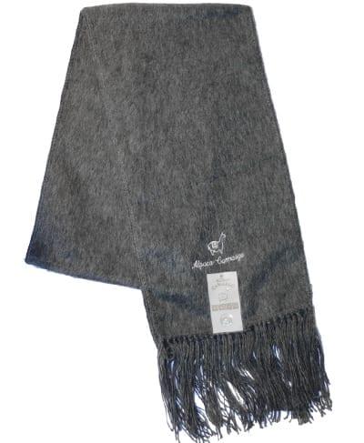 alpaca scarf camargo peru
