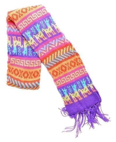 foulard enfant alpaga
