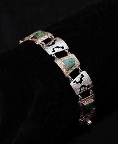 peruvian bracelet silver 950