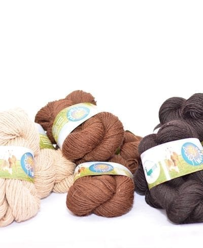 pure alpaca wool from quebec