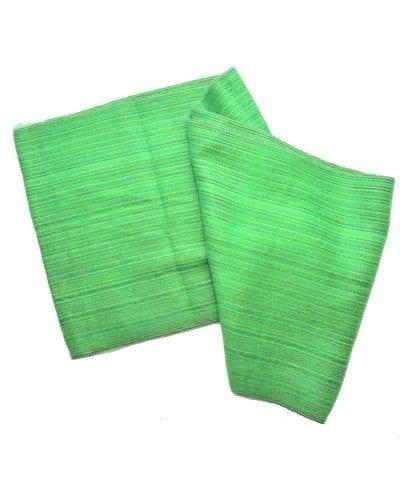 Foulard alpaga éternité vert
